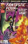 Cover for Fantastic Four Adventures (Panini UK, 2010 series) #6