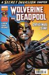 Cover for Wolverine and Deadpool (Panini UK, 2010 series) #8