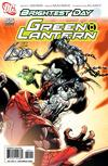 Cover for Green Lantern (DC, 2005 series) #55 [Standard Cover]