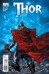 Cover for Thor (Marvel, 2007 series) #611