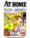 Cover for At Home With Rick Geary: Collected Stories 1977-85 (Fantagraphics, 1985 series)
