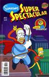 Cover for Bongo Comics Presents Simpsons Super Spectacular (Bongo, 2005 series) #11