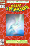 Cover Thumbnail for Web of Spider-Man (1985 series) #90 [Direct]