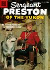Cover for Sergeant Preston of the Yukon (Dell, 1952 series) #22
