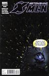 Cover for Astonishing X-Men (Marvel, 2004 series) #34 [Deadpool Variant]