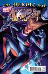 Cover Thumbnail for Secret Avengers (2010 series) #2 [Djurdjevic cover]