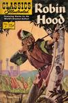 Cover Thumbnail for Classics Illustrated (1947 series) #7 [HRN 136] - Robin Hood