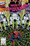 Cover for Web of Spider-Man (Marvel, 1985 series) #98