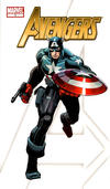 Cover Thumbnail for Avengers (2010 series) #1 [Gatefold Variant Cover]