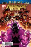 Cover for Avengers (Marvel, 2010 series) #2 [Standard Cover]