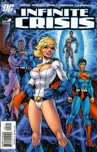 Cover Thumbnail for Infinite Crisis (DC, 2005 series) #2 [Cover A]