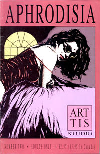 Cover Thumbnail for Aphrodisia (Fantagraphics, 1995 series) #2