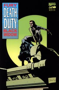 Cover Thumbnail for Fury / Black Widow: Death Duty (Marvel, 1995 series)