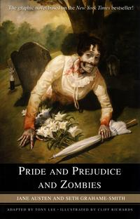 Cover Thumbnail for Pride and Prejudice and Zombies (Random House, 2010 series)