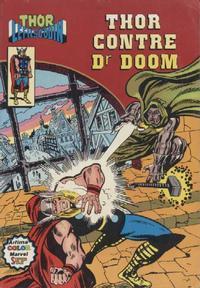 Cover Thumbnail for Thor le fils d'Odin (Arédit-Artima, 1979 series) #11