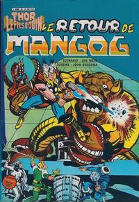 Cover Thumbnail for Thor le fils d'Odin (Arédit-Artima, 1979 series) #19