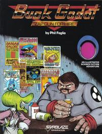 Cover Thumbnail for Buck Godot: Zap Gun for Hire (Donning Company, 1986 series)