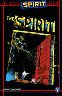 Cover Thumbnail for Die Spirit Archive (Salleck, 2002 series) #1
