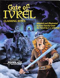 Cover Thumbnail for Gate of Ivrel: Claiming Rites (Donning Company, 1987 series)