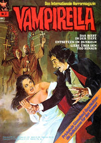 Cover Thumbnail for Vampirella (Pabel Verlag, 1973 series) #2
