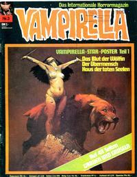 Cover Thumbnail for Vampirella (Pabel Verlag, 1973 series) #3