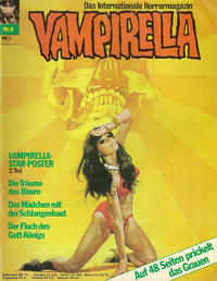 Cover Thumbnail for Vampirella (Pabel Verlag, 1973 series) #4