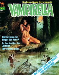 Cover Thumbnail for Vampirella (Pabel Verlag, 1973 series) #5