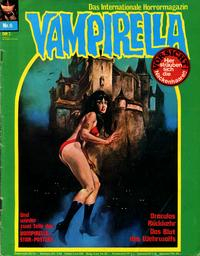 Cover Thumbnail for Vampirella (Pabel Verlag, 1973 series) #6