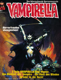 Cover Thumbnail for Vampirella (Pabel Verlag, 1973 series) #8