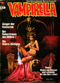 Cover Thumbnail for Vampirella (Pabel Verlag, 1973 series) #12