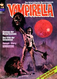 Cover Thumbnail for Vampirella (Pabel Verlag, 1973 series) #14
