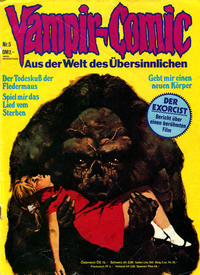Cover Thumbnail for Vampir-Comic (Pabel Verlag, 1974 series) #5