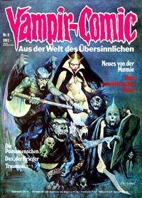Cover Thumbnail for Vampir-Comic (Pabel Verlag, 1974 series) #9