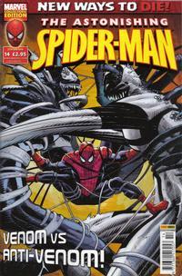 Cover Thumbnail for Astonishing Spider-Man (Panini UK, 2009 series) #14