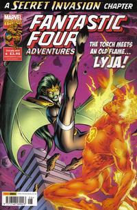 Cover Thumbnail for Fantastic Four Adventures (Panini UK, 2010 series) #6