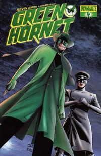 Cover Thumbnail for Green Hornet (Dynamite Entertainment, 2010 series) #4 [John Cassaday Cover]