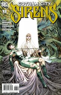 Cover Thumbnail for Gotham City Sirens (DC, 2009 series) #13