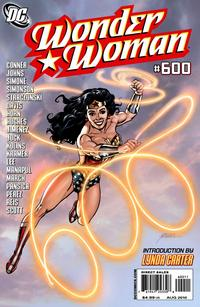 Cover Thumbnail for Wonder Woman (DC, 2006 series) #600