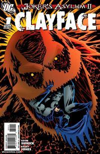 Cover Thumbnail for Joker's Asylum II: Clayface (DC, 2010 series) #1