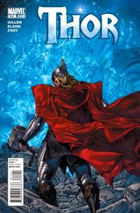 Cover Thumbnail for Thor (Marvel, 2007 series) #611
