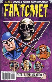 Cover Thumbnail for Fantomet (Hjemmet / Egmont, 1998 series) #13/2010