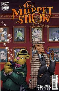 Cover Thumbnail for The Muppet Show: The Comic Book (Boom! Studios, 2009 series) #7 [Cover A]