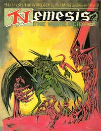 Cover Thumbnail for Nemesis the Warlock (Titan, 1983 series) #1 [First Printing]