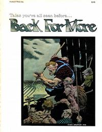 Cover Thumbnail for Back for More (Archival Press, 1978 series)
