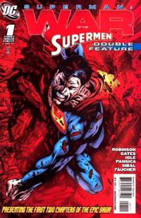Cover Thumbnail for War of the Supermen Double Feature (DC, 2010 series) #1