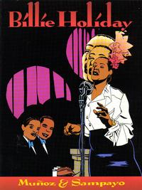 Cover Thumbnail for Billie Holiday (Fantagraphics, 1993 series)