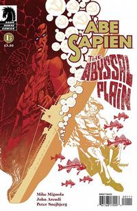 Cover Thumbnail for Abe Sapien: The Abyssal Plain (Dark Horse, 2010 series) #1 [Standard Cover]