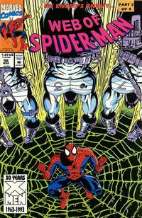 Cover Thumbnail for Web of Spider-Man (Marvel, 1985 series) #98