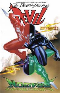 Cover Thumbnail for Death-Defying 'Devil (Dynamite Entertainment, 2008 series) #1 [Alex Ross Cover]