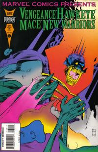 Cover Thumbnail for Marvel Comics Presents (Marvel, 1988 series) #160 [Direct]